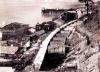 Figura 11: Obras da Avenida Contorno junto ao Solar do Unhão [Zollinger, Carla. O Trapiche à beira da baía: a restauração do Unhão por Lina Bo Bardi. Tr]