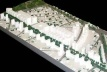 Operação Urbana Vila Sônia. Plano-Referência de Intervenção e Ordenação Urbanística: Pólo Vital Brasil: maquete do conjunto [SEMPLA/PMSP]