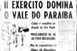 """Jornal """"Folha de S.Paulo"""" noticia a intervenção militar em 1 de abril de 1964<br />Imagem divulgação"""