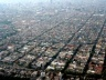 Foto aérea da Cidade do México