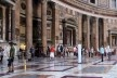 Pantheon de Roma<br />Fotomontagem Victor Hugo Mori, 2009/2016
