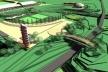 Mirante Sul, Centro Olímpico e Ginásio Municpal<br />Imagem dos autores do projeto