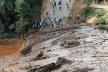 Rio de lama após rompimento de barragem de dejetos da Vale em Brumadinho<br />Foto divulgação  [EBC - Empresa Brasileira de Comunicação]