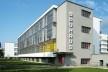 Bauhaus, Dessau, Alemanha, 1926. Arquiteto Walter Gropius<br />Foto Karine Daufenbach
