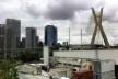 São Paulo, a caótica cidade do capital<br />Foto Abilio Guerra