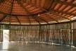 Igreja Espírito Santo do Pinhal, Uberlândia. Arquiteta Lina Bo Bardi<br />Foto Nelson Kon