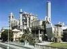 Fábrica de cimento em Málaga
