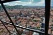 Centro Histórico de Bolonha, aspecto geral a partir da Torre Asinelle com destaque para a inserção monumental da Basílica di San Petronio<br />Foto Fabio Jose Martins de Lima