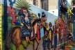Grafites em Caminito, Buenos Aires/Argentina<br />Foto Adriana Idalina Rojas Gutierrez