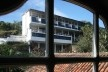 Grande Hotel de Ouro Preto, Oscar Niemeyer. Vista a partir da Casa do Conto<br />Foto Abilio Guerra