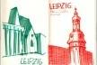 Leipzig, Alemanha<br />Desenho de Petterson Dantas