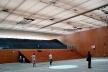 Escola primária e creche Port-Valais, Le Bouveret Suiça 1998-2001. Bonnard e Woefray Arquitetos<br />Foto Butikofer & de Oliveira Arquitetos