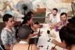 Projeto Caixa Mágica da Participação Cidadã<br />Foto Ricardo Poppi