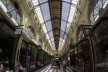 Uma das galerias vitorianas do centro da cidade<br />Foto Gabriela Celani