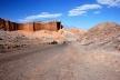 Vale da Lua, Atacama, Chile<br />Foto José Tabacow