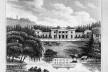 Opções para a sua próxima casa. Humprey Repton, Characters of House, 1816 <br />Imagem divulgação  [página 40 do livro resenhado]
