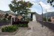 Museo Casa de la Mamória, vista da rampa e acesso ao museu, Medellín, Colômbia. Arquiteto Juan David Botero<br />Foto Bruno Carvalho, ago. 2017
