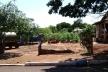 Destinação de lote para cultivos agrícolas e para estacionamento de maquinários agrícolas em Iguaraçu/PR<br />Foto das autoras