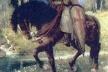 """Parsifal em busca do Santo Graal"", Ferdinand Leeke"