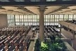 Biblioteca de Berlim, arquiteto Hans Scharoun<br />Foto Fabiano Borba Vianna, 2016