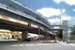 Vista da Praça Candido<br />Imagens dos autores do projeto