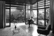 Residência Edmundo Mello Costa, Petrópolis, 1954<br />Foto Michel Aertsens