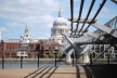 Foto 04- Vista da Millenium Bridge