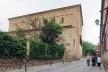 Sinagoga Sefardi del Tránsito (ou de Samuel ha-Levi), Toledo, Espanha<br />Fotomontagem Victor Hugo Mori, 2019
