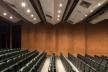 Sesc Araraquara, teatro, 2000. Arquitetos Abrahão Sanovicz e Edson Jorge Elito<br />Foto Leonardo Finotti