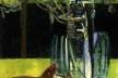 Francis Bacon, <i>Figures in Garden</i>, 1935<br />Imagem divulgação