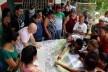Urbanização do Banhado, efetiva participação popular, São José dos Campos SP, 2019. Coordenadores Jeferson Tavares e Marcel Fantin / PExURB IAU USP<br />Foto dos autores