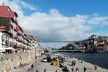 Porto, Ribeira, casario reabilitados junto ao rio Douro<br />Foto Andréa da Rosa Sampaio, 2015