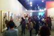 Exposição de Joan Miró, Instituto Tomie Ohtake, São Paulo, de 24 de maio a 16 de agosto de 2015<br />Foto Abilio Guerra
