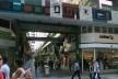 Galeria na rua Barão de Itapetininga<br />Foto Silvana Romano
