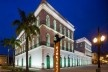 Arquiteto Ney Caldatto, Museu Pelé. Santos, 2014<br />Foto Nelson Kon