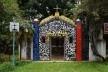 Fachada da Capela de Mosaico I<br />Foto Bianca Siqueira Martins Domingos