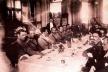 Comemoração da vitória de 1930 em Belém. O Governador Magalhães Barata é o segundo a esquerda [Acervo Cláudio LaRocque, 1998]