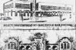 """Projeto de mercado da Diretoria de Obras Públicas [""""Folha do Norte"""" (1939)]"""