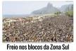 Jornal O Globo, 2ª edição, trecho de página, 13 de março de 2011