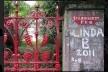 Strawberry Fields na Beaconsfields Road. Jardim do orfanato Salvation Army Childrens's Home<br />Foto Victor Hugo Mori