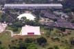 Oca, Teatro, Pavilhão da Bienal e marquise, Parque do Ibirapuera, São Paulo SP. Arquiteto Oscar Niemeyer, 1954<br />Foto Nelson Kon