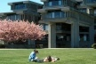 Biblioteca da Universidade de Massachusetts Dartmouth, 1963. Arquiteto Paul Rudolph