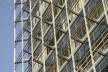 Detalhe da fachada / brise<br />Imagens dos autores do projeto