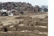 Santuário arqueológico de Pachacamac, Lima, distrito de Lurín<br />Foto José Lira