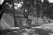 Conjunto residencial de Paquetá, fachada posterior, Ilha de Paquetá, Rio de Janeiro, 1947-52 [Habitat nº 104, out./nov. 1962, p. 61]