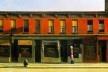 <i> Early Sunday Morning </i>, Edward Hopper, 1930 [Whitney Museum of American Art]