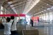 Gare da Estação Julio Prestes, sistema de trens da CPTM<br />Foto Silvana Romano