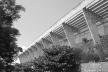 Bloque de aulas desde el exterior<br />Julio Cesar Diarte