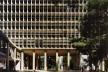 Ministério da Educação e Saúde, Rio de Janeiro RJ Brasil, 1936. Arquiteto Lucio Costa<br />Foto Nelson Kon