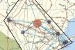 Mapa Regional<br />Imagem dos autores do projeto